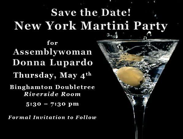 2017 Martini Save Date